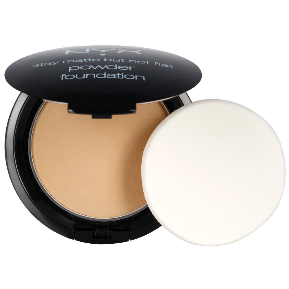 NYX Stay Matte But Not Flat Powder Foundation Warm Beige NYX PROFESSIONAL MAKEUP NYX-3763