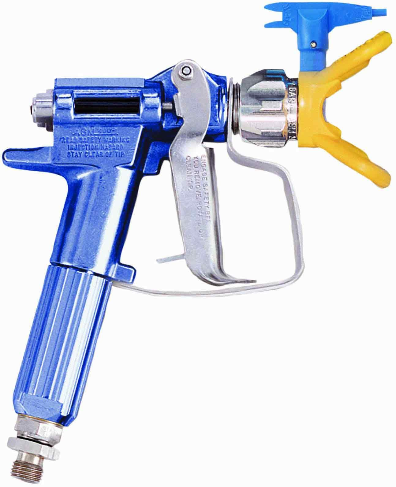 Airlessco 400 Series 2 Finger Professional Airless Spray Gun with G Thread Universal-Tip