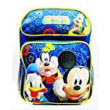 Medium Backpack - Disney - Mickey Mouse Clubhouse New MC26775
