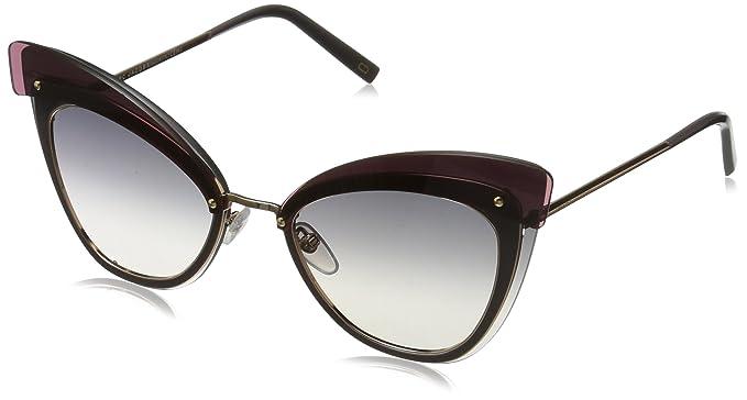 Marc Jacobs Damen Sonnenbrille Marc 103/S J3 3YG, Gold (Light Gold/Grey Slvsp Degr), 99