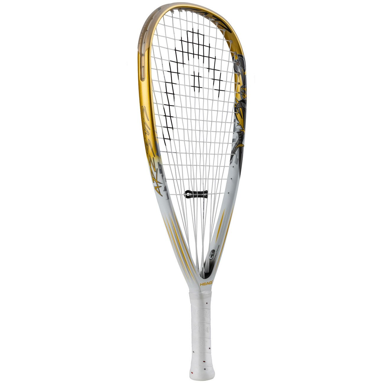 HEAD Ares (175g) Racquetball Racquet (3 5/8'' Grip)