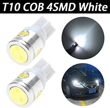 Park Lights Bulbs Genuine Replacement Head Lamps 501 W5W Halogen Side