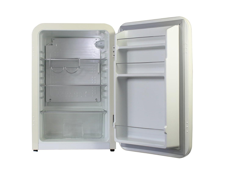Retro Kühlschrank Griff : Vintage industries kompakt retro kühlschrank kingston in