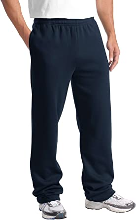 Sport Tek Open Bottom Sweatpant At Amazon Men S Clothing Store Athletic Pants Ultra comfortable women's joggers to make the most of your casual look. sport tek open bottom sweatpant
