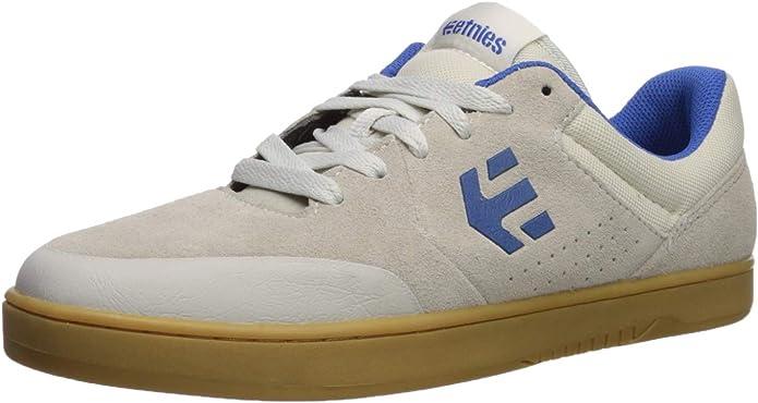Etnies Marana Sneakers Skateboardschuhe Damen Herren Unisex Grau/Blau/Kautschuk