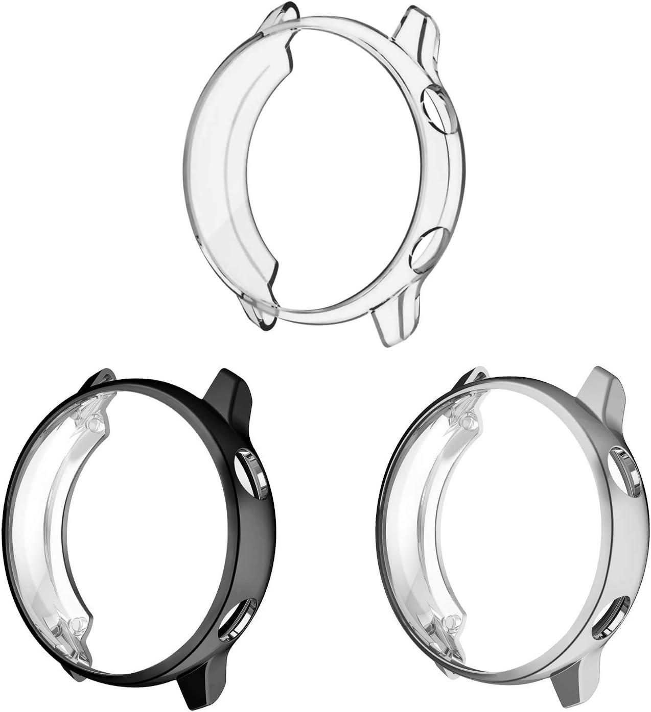 3 Protectores Samsung Galaxy Watch Active 40mm