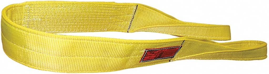 Type 3 Web Sling Flat Eye and Eye Number of Plies: 3 Nylon STREN-FLEX 6 ft 12 W