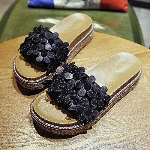 YMFIE pantofole casual spesso sandali fondo donna nuovo moda b skid anti Estate rwzYtqw