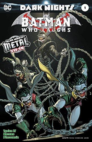 Dark Nights: The Batman Who Laughs (2017) #1 (Dark Nights: Metal (2017-2018))