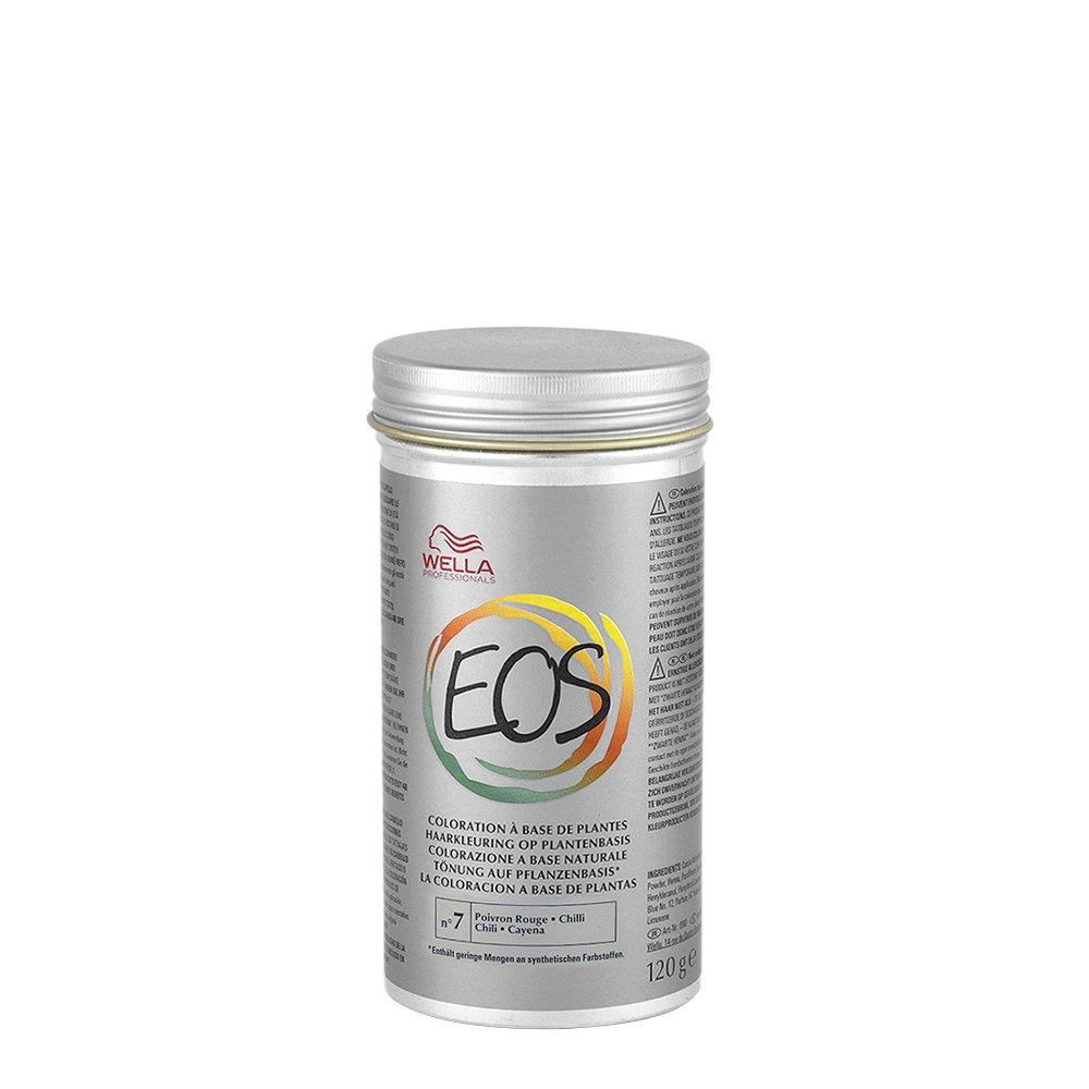 Wella Tinte Vegetal Chili - 120 ml