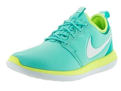 low cost 3e7fc c3ae6 Nike Roshe 2 Big Kids  Shoes Hyper Turquoise Metallic Summit White-Volt  844655
