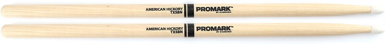 Promark TX2BN American Hickory Nylon Tip Single Pair