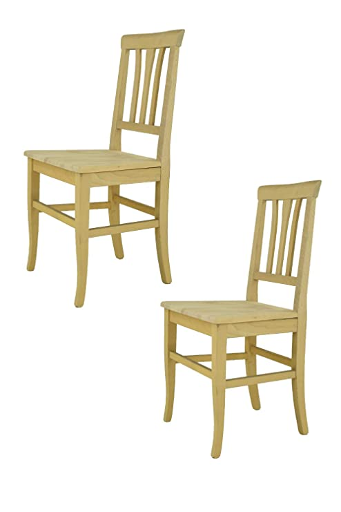 Tommychairs sedie di Design - Set 2 sedie Classiche Aurora ...