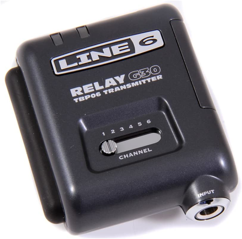 Line 6 Relay G30 Wireless Guitar System: Line 6: Musical Instruments