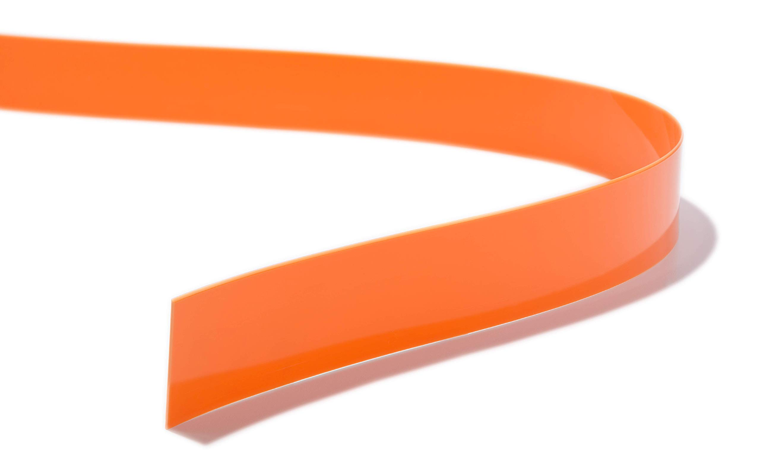 Mark Andy P Series Orange 1.26in x .027in x 13.81in MicroTip 8 (50 Pieces) by Flexo Concepts