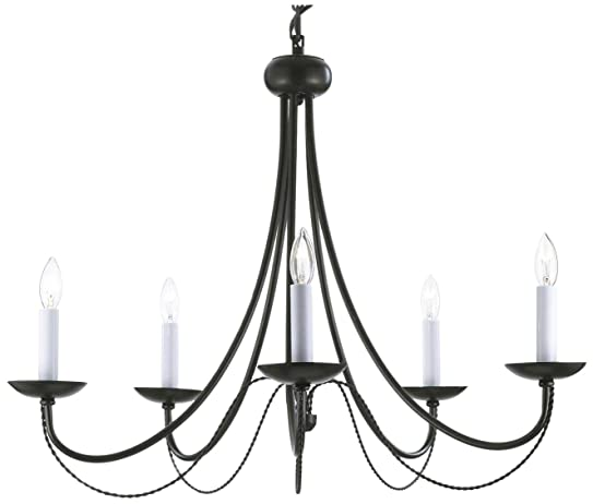Wrought iron chandelier chandeliers lighting h22 x w26 wrought iron chandelier chandeliers lighting h22quot aloadofball Choice Image