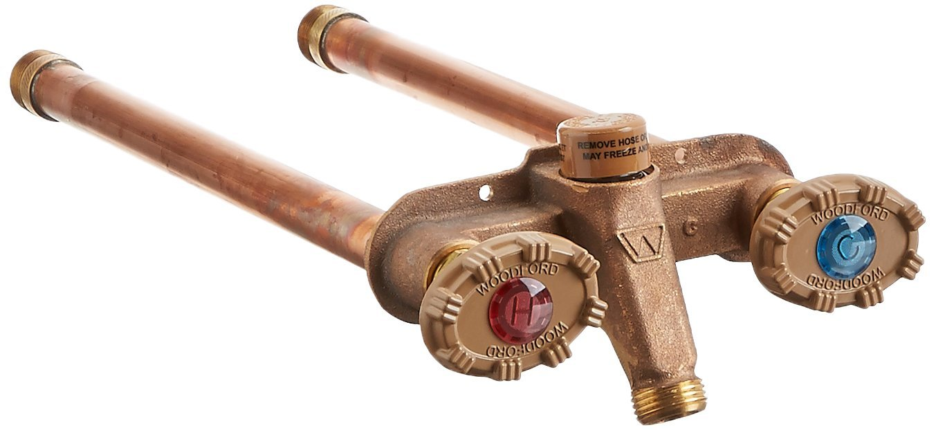 Woodford 22CP3-12 Freezeless Wall Hydrant