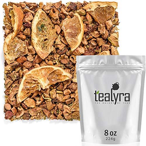 Tealyra Mandarine Strawberry Caffeine 8 ounce product image
