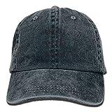 LETI LISW Veni Vidi ViciWashedDenim Cap Adult Unisex Adjustable Hat