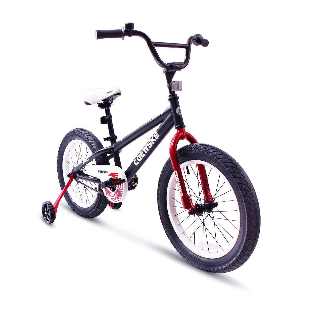 COEWSKE BMX Cycling Kid Bikes Children Sport Bicycle Snowbike Fat ...