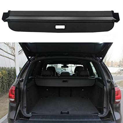 Amazon.com: SunnyKun Retractable Rear Trunk Parcel Shelf Security ...