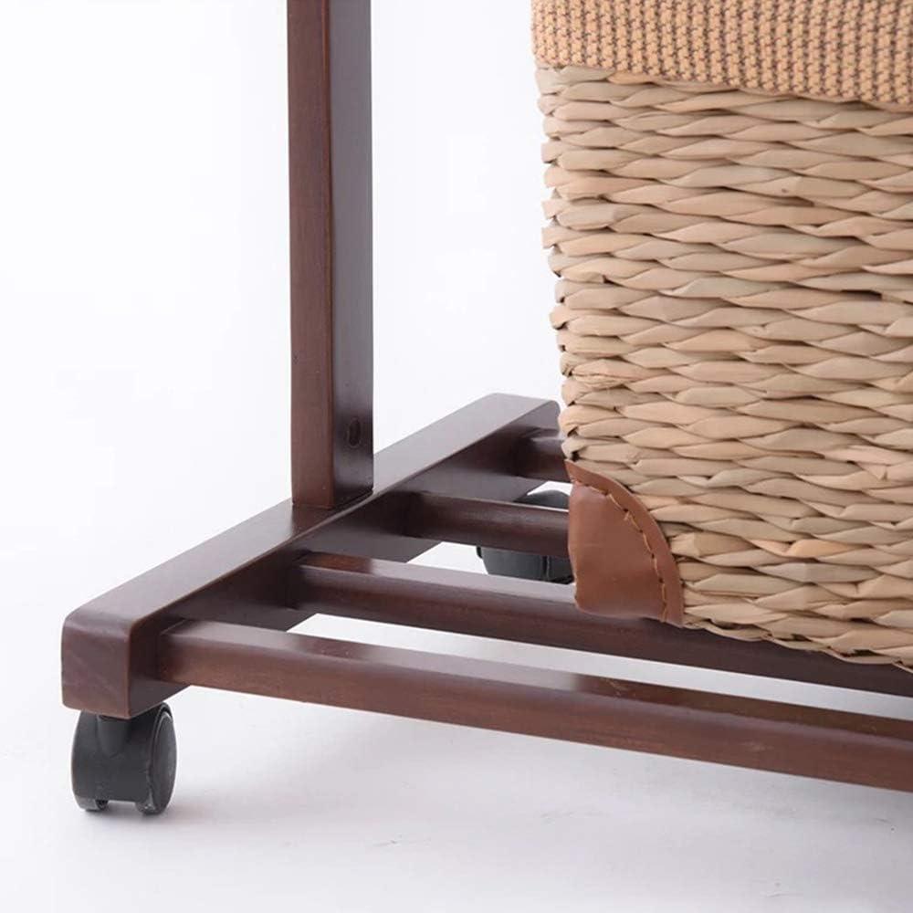 Doppelradm/öbel Rollen mit Schraubplatte Fliesen oder Steinboden HAOT Rollen Laminat f/ür Parkett 4er Pack