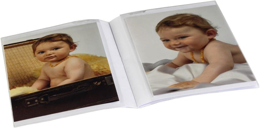 Hama Mini album photo /à pochettes Corky pr 20/photos au format 10/x/15/cm
