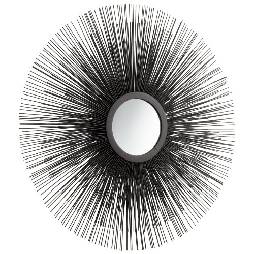 Cyan Design 05830 Triple Solar Flare Mirror by Cyan Design