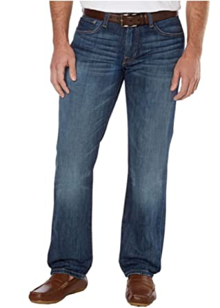 c1c5347c Image Unavailable. Image not available for. Color: Lucky Brand Men's 361  Vintage Straight Leg Jeans
