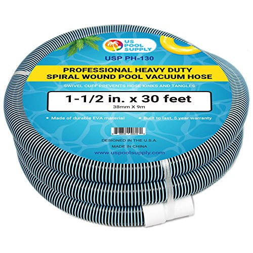 Use Pool Vacuum Hose - 3