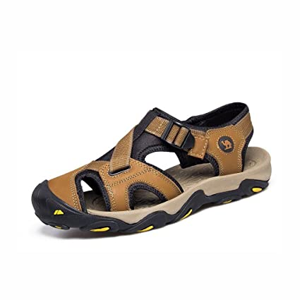 7ebf44012 Amazon.com   YaXuan Men s Sandals