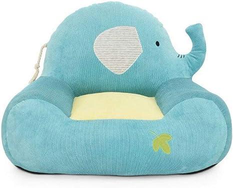 Amazon.com: Silla de peluche para niños, respaldo de cojín ...