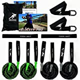 Kbands Fusion Cables Velocity Trainer (Baseball – Softball Resistance Arm Bands For Strength and Velocity)