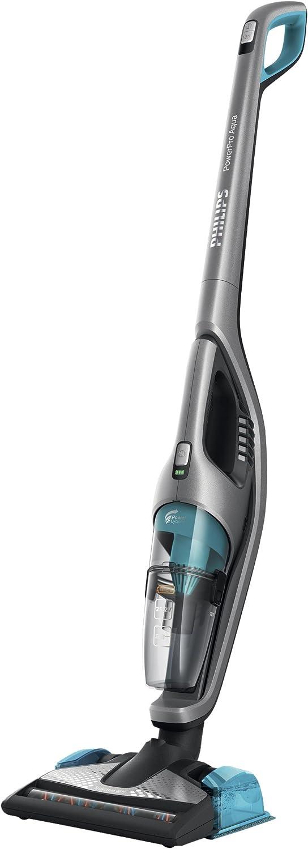 Philips Powerpro Aqua FC6408/01-Escoba eléctrica 2 en 1, aspira y ...