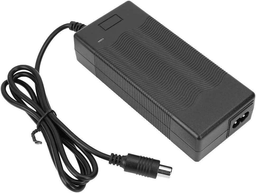 DEWIN Ladeger/ät f/ür Elektroroller Akku-Ladeger/ät f/ür Elektroscooter Ersatz f/ür 42 V 2 A f/ür Xiaomi 220 V EU-Stecker