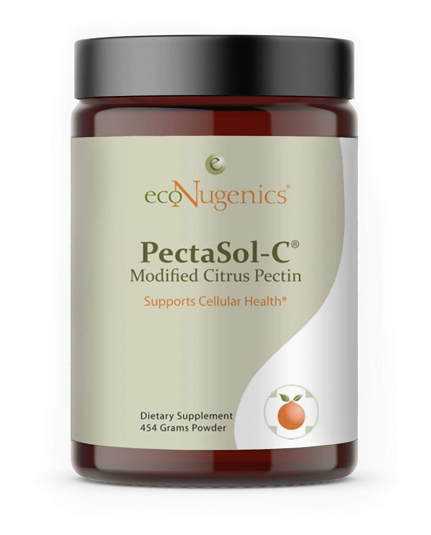 EcoNugenics - PectaSol-C Modified Citrus Pectin - 454 Grams | Professionally Formulated to Help Maintain Healthy Galectin-3 Levels | Supports Cellular & Immune System Health | Safe & Natural by EcoNugenics