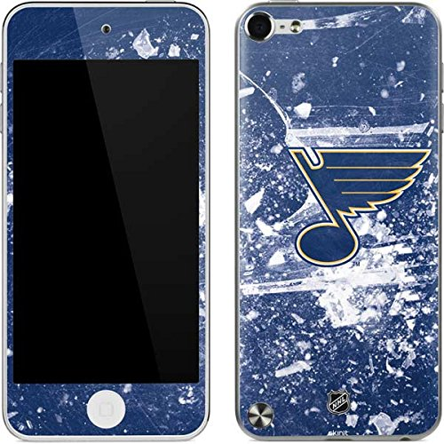 NHL St. Louis Blues iPod Touch (5th Gen&2012) Skin - St. Louis Blues Frozen Vinyl Decal Skin For Your iPod Touch (5th - Ipod Blues Skin Louis