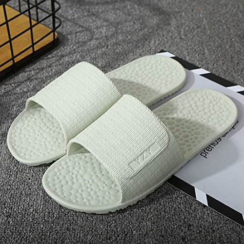 Slipper Women's Sandal Home Slippers Green Floor skid Anti Bath Qianle 1xqXd81