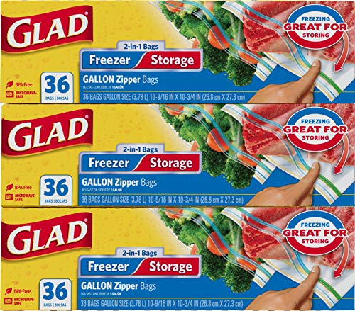 Glad Food Storage And