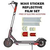 LiféUP M365 Sticker Scooter Electrico, Accesorios Pegatinas ...
