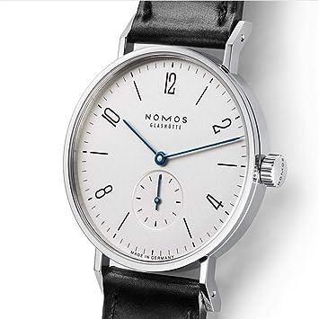 LFDJL Reloj Cuarzo Dos Pines Semi-Reloj Correa Reloj para Hombre Quartz Watch de Men: Amazon.es: Deportes y aire libre