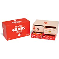 Exploding Kittens You've Got Crabs Card Game