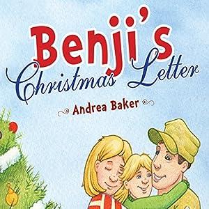 Benji's Christmas Letter Audiobook