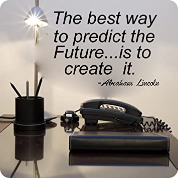 Amazoncom The Best Way To Predict The Future Is To Create It
