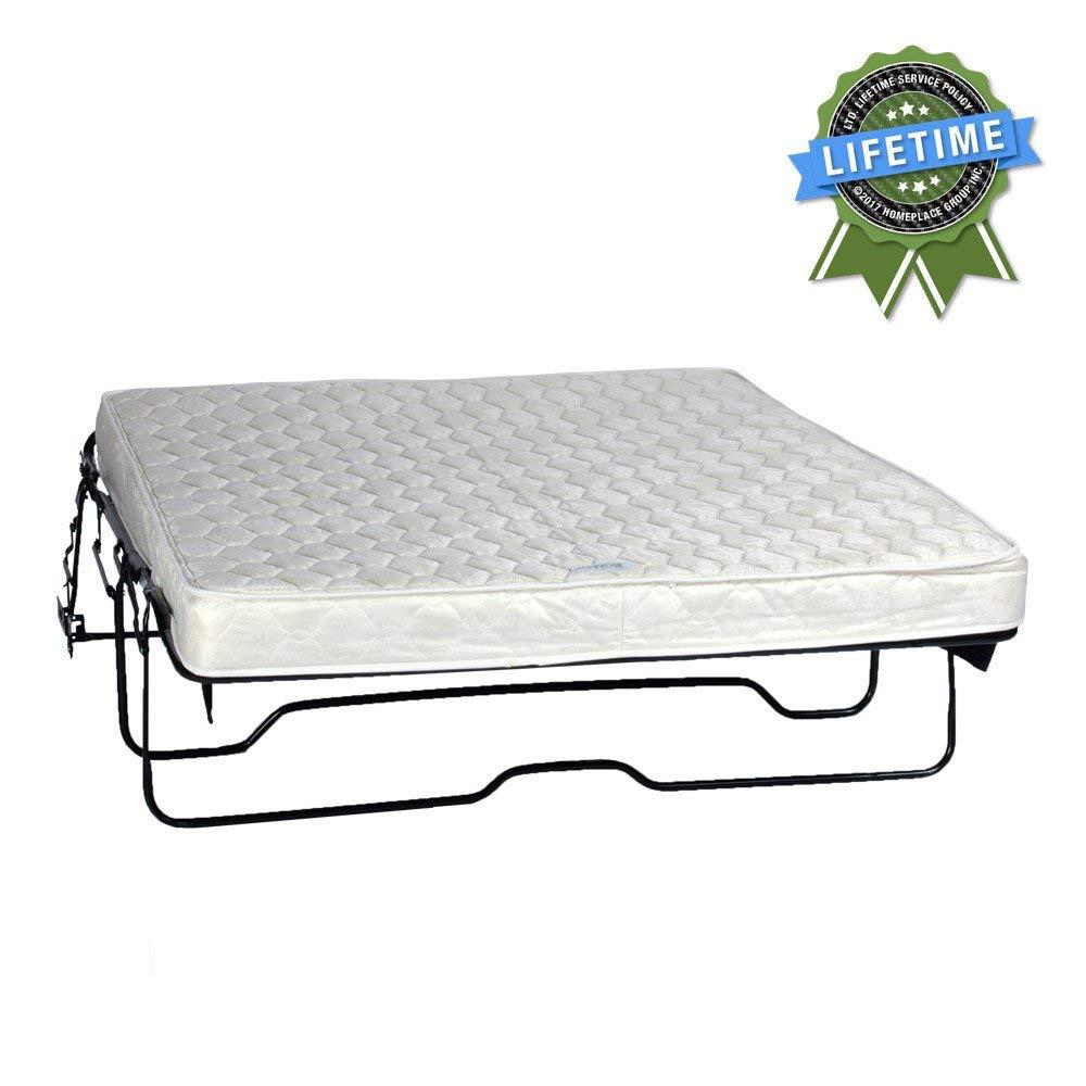 Homeplace Group Max Plus 2500 Sleeper Sofa Mechanism with 5'' Innerspring Mattress Savings Package (68'' Queen)
