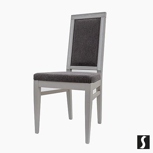 sedia modelli rigati, sedia per sala da pranzo, sedia