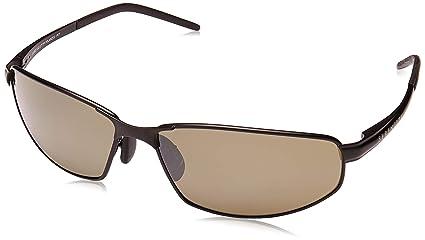 0ec176322bbd Amazon.com: Serengeti Granada Sunglasses, Satin Black with Polarized ...