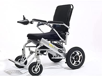 T-silla de ruedas Silla de ruedas eléctrica, peso ligero, silla de ruedas