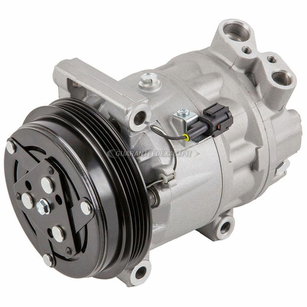 Amazon.com: AC Compressor & A/C Clutch For Nissan 350Z 2003 2004 2005 2006 - BuyAutoParts 60-02183NA NEW: Automotive