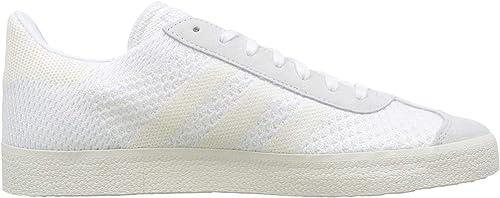 adidas gazelle blanche et noir homme